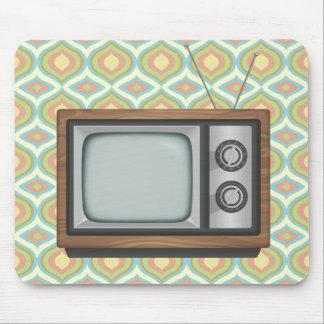 TV retra Alfombrilla De Ratón