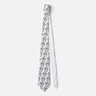 Tweedledum y Tweedledee Corbatas Personalizadas