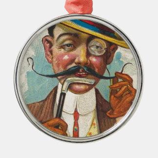Twirler de lujo adorno de cerámica