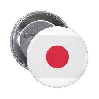 Twitter Emoji - Japan Flag Chapa Redonda 5 Cm