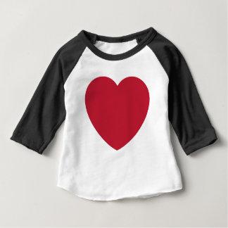 Twitter Love Heart Emoji Camiseta De Bebé