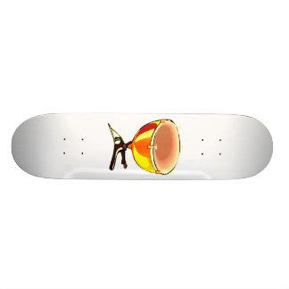 Tympani con imagen del gráfico de los sintonizador patineta personalizada