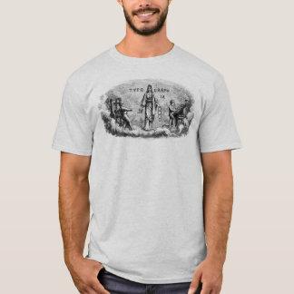 Typographia - diosa del diseño gráfico camiseta