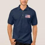U.S. Camisa de la bandera de la libertad