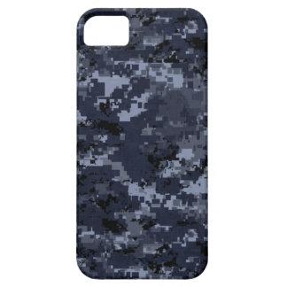 U.S. Camuflaje azul militar iPhone 5 Case-Mate Cobertura