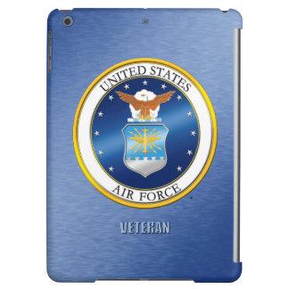 U.S. Caso duro del iPad de la cáscara del veterano