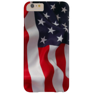 U.S. del A. Funda Barely There iPhone 6 Plus