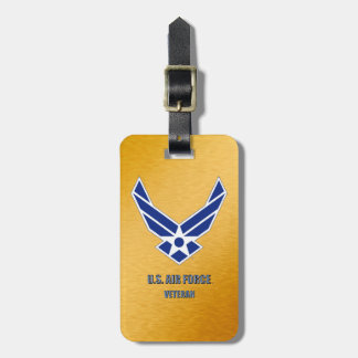 U.S. Etiqueta del equipaje del veterinario de la