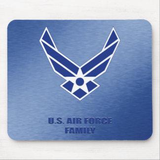 U.S. Familia Mousepad de la fuerza aérea Alfombrilla De Ratón