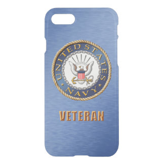 U.S. iPhone del veterano de la marina de guerra y Funda Para iPhone 7