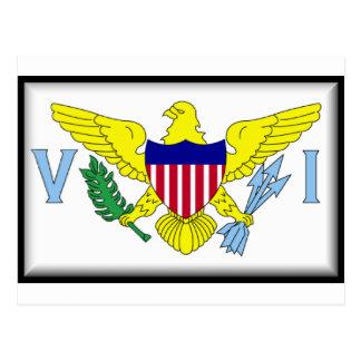 U.S. Islas Vírgenes Postal