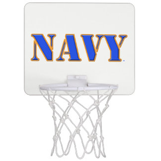 U.S. Mini aro de baloncesto de la marina de guerra