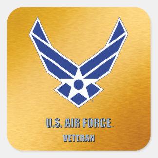 U.S. Pegatina del veterinario de la fuerza aérea