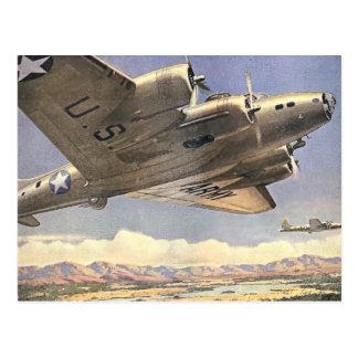 U.S. Postal del bombardero del ejército
