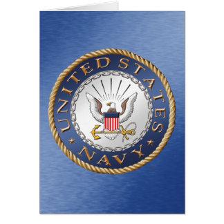 U.S. Tarjeta de la marina de guerra