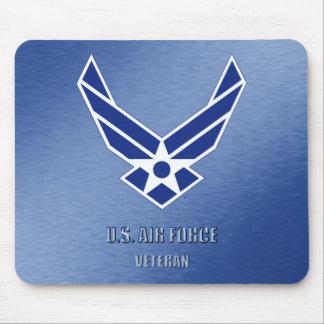U.S. Veterano Mousepad de la fuerza aérea Alfombrilla De Ratón