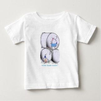 ubicación de la ubicación por los fernandes tony camiseta de bebé