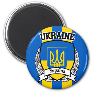 Ucrania Imán
