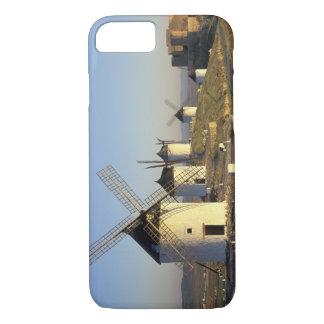 UE, España, La Mancha, Consuegra. Molinoes de Funda iPhone 7