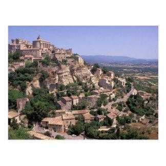 UE, Francia, Provence, Luberon, Gordes Postal