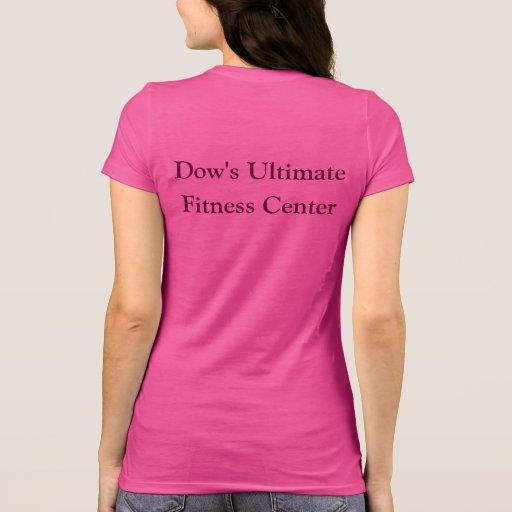 UFC, amamos a Greg, la camiseta de las señoras