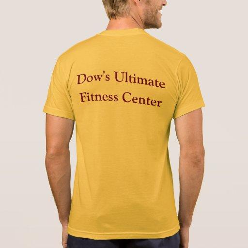 UFC, amamos Sensei Dow, la camiseta de los hombres