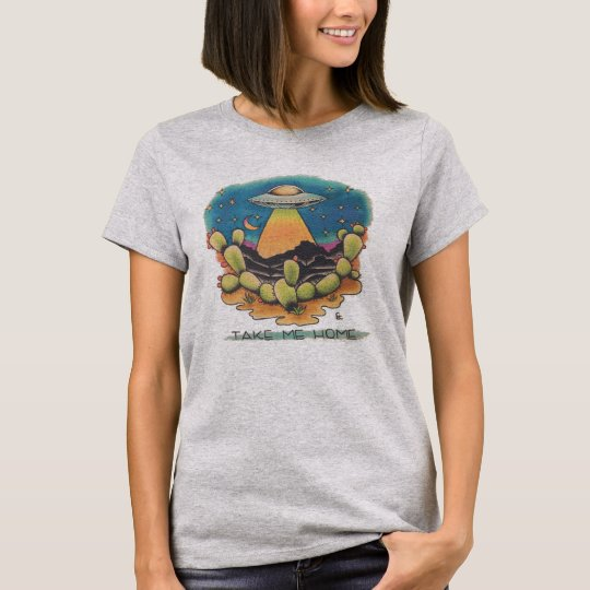 UFO - Tómeme casero Camiseta