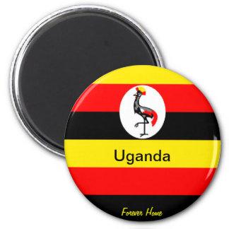 Uganda Imán Para Frigorífico