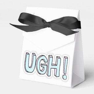 Ugh caja del favor de fiesta
