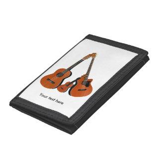 Ukulele de la guitarra acústica y bajo acústico