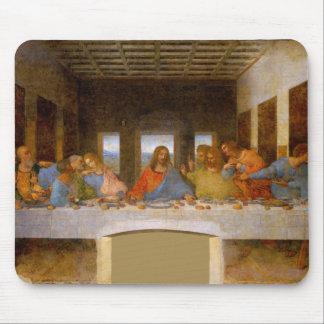 Última cena da Vinci Alfombrilla De Ratón
