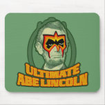 Último Abe Lincoln Alfombrillas De Ratón