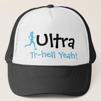 Ultra gorra del maratón - funcionamiento del