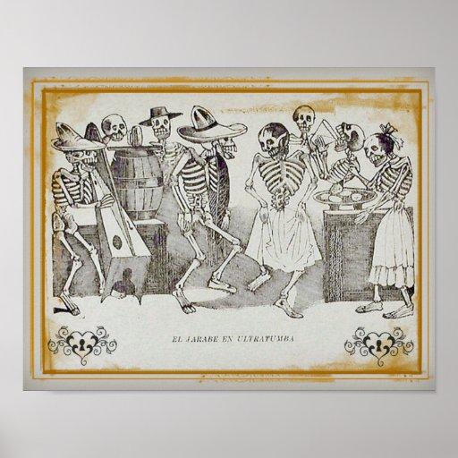 """Ultratumba 14"""" del en del jarabe de Posada-EL de Poster"""