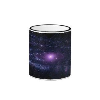 Ultravioleta del Andromeda Tazas De Café