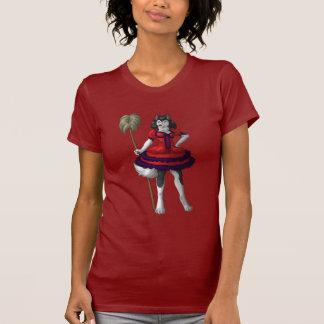 Umaya - camiseta diseñada (roja)