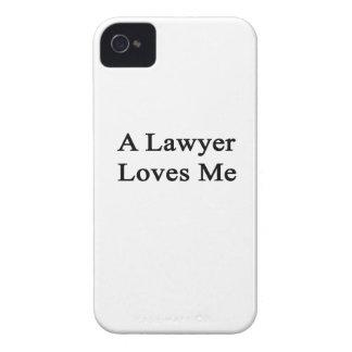 Un abogado me ama iPhone 4 coberturas