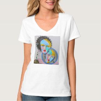 Un amor de la madre y de la hija camisas