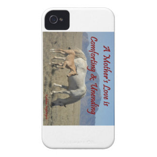 Un amor de madre Case-Mate iPhone 4 cobertura