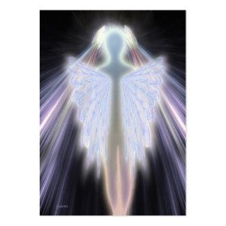 Un ángel le consigue las alas plantillas de tarjetas personales