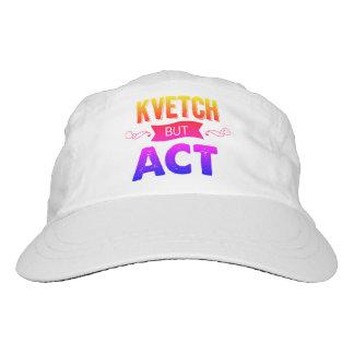Un arco iris del kvetch en esto gorra de alto rendimiento