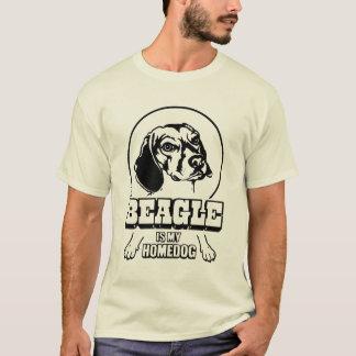 Un beagle es mi Homedog Camiseta