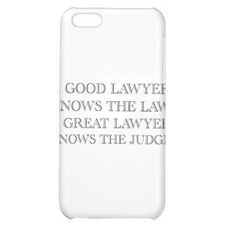Un buen abogado