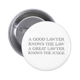 Un buen abogado pins