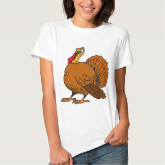 Un buen grande pavo - camiseta
