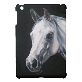 Un caballo blanco