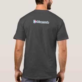 Un camisetas más elegante de la impulsión de
