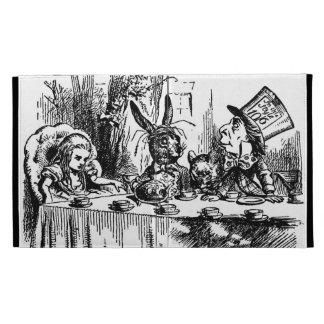 Un caso enojado del iPad de la fiesta del té (Alic