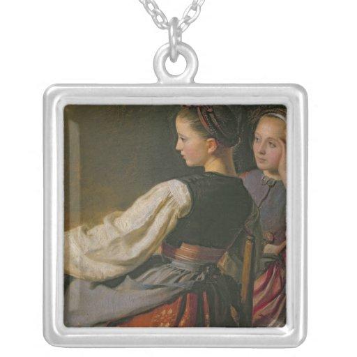 Un chica de Probsteier, 1844 Joyerias