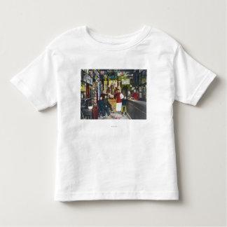 Un Chinatown SceneHanford, CA Camisetas